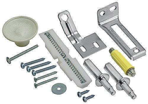 (New Life Products 9-1148 Bi-Fold Door/Closet Door Repair Kit, For 7/8 in.wide bi-fold door track)