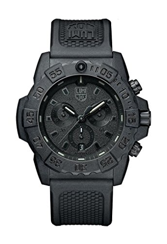 Luminox Navy Seal Chronograph Black