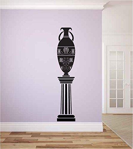 Greek Vase Vinyl Wall Decal Sticker Graphic