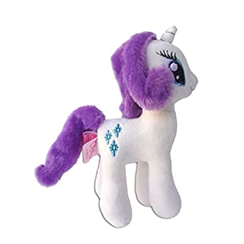 Juguete suave My Little Pony Rarity - Juguetes para niñas - Juguetes de peluche