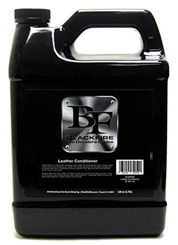 Blackfire Pro Detailers Choice BF-400-128 Leather Conditioner, 128 oz.