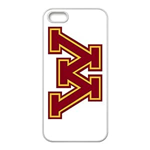 NCAA Minnesota Duluth Bulldogs Primary 1996 White For SamSung Galaxy S4 Phone Case Cover