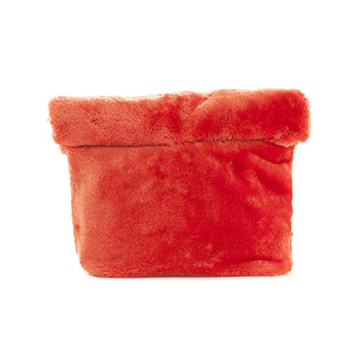 Zarapack - Borsetta senza manici donna (arancione)