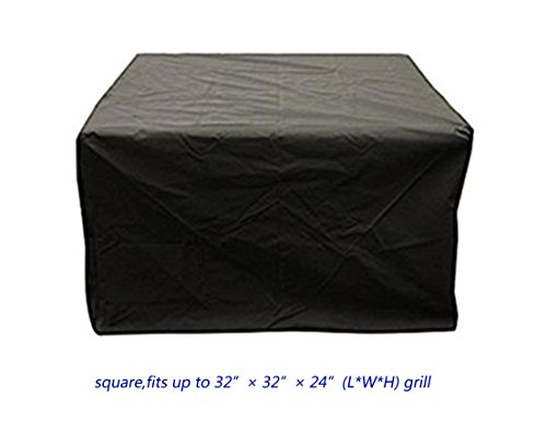 soldbbq Gas firepit cover 32 inches by 32 inches by soldbbq