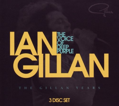 Ian Gillan - Voice Of Deep Purple: The Gillan Years (United Kingdom - Import, 3PC)
