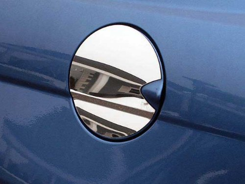 QAA FITS SEBRING 2007-2010 CHRYSLER (1 Pc: Stainless Steel Fuel/Gas Door Cover Accent Trim, 4-door) GC47780 Quality Auto Accessories