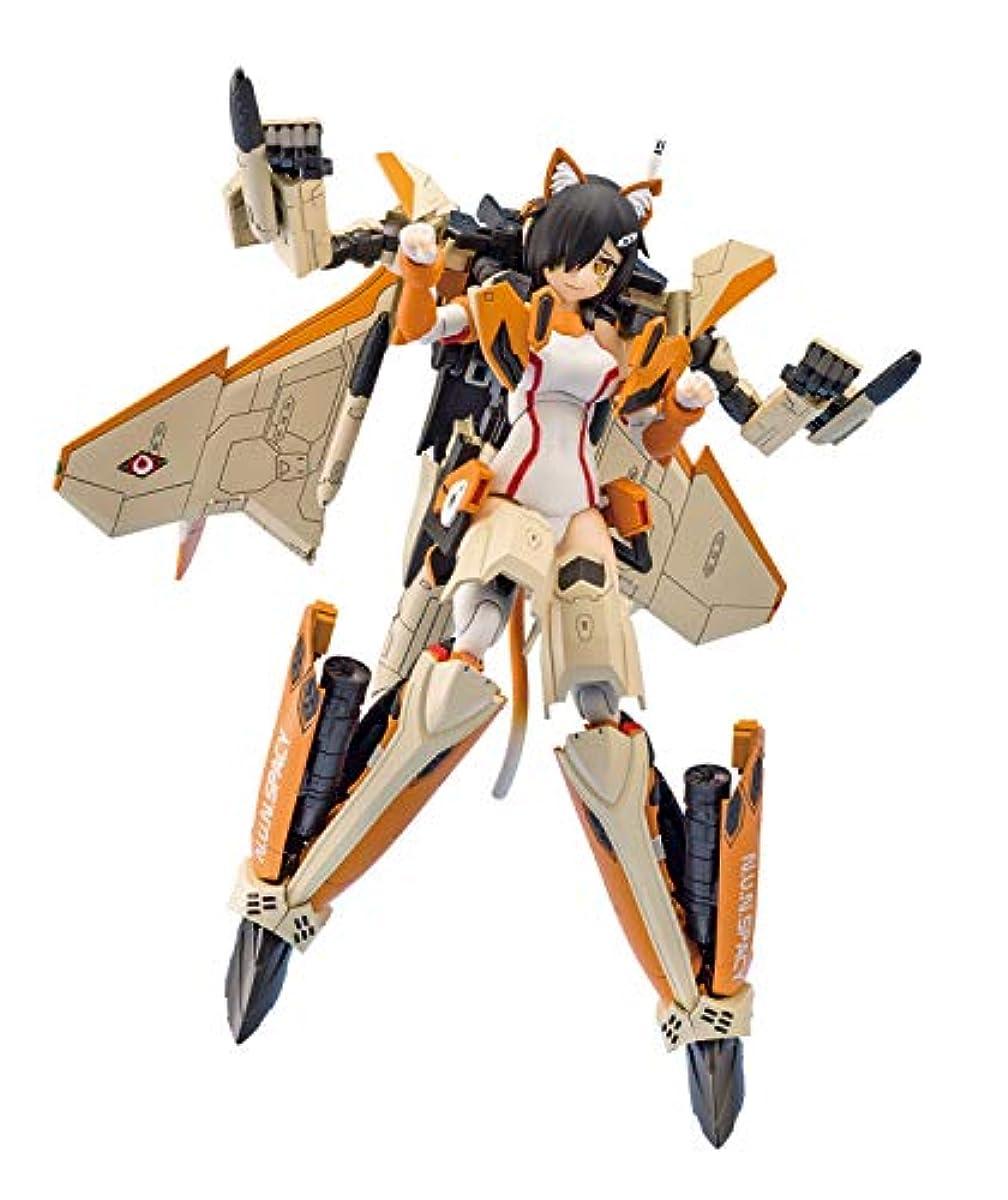 [해외] 청도아오시마 문화 교재사 VFG 마크로스ROSS 포함 델퍼터 VF-31D 스쿠루도 전높음 약155MM 색별 분류필 프라모델  MC-05