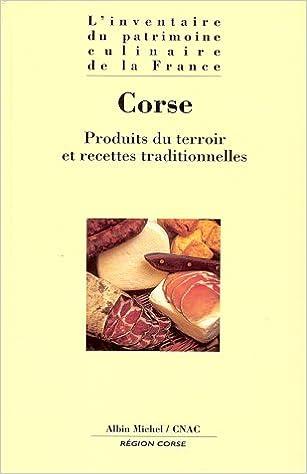 Amazon Fr Corse Produits Du Terroir Et Recettes