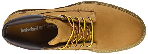 Timberland Kenniston Nellie, Stivali Chukka Donna Giallo (Wheat Nubuck)