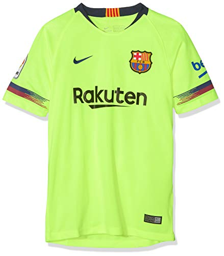 NIKE 2018-2019 Barcelona Away Shirt (Kids)