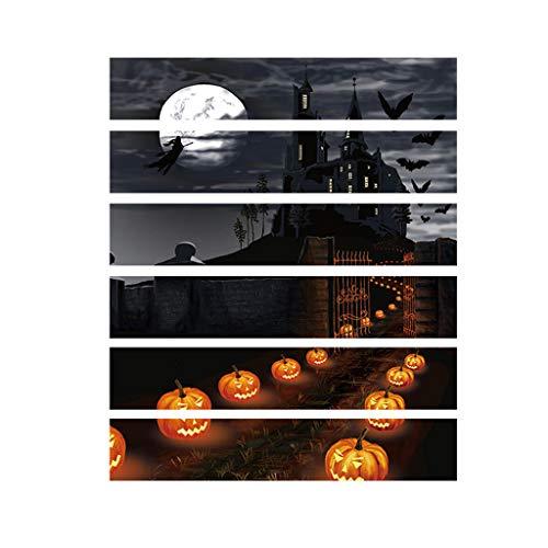 Wilkinsons Halloween Products - PAQOZ Halloween 3D Sticker Crow Tombstone