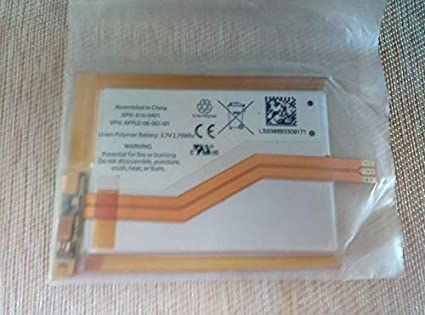 Fidgetfidget Batería Táctil 3 Para Ipod Touch 3g Batería De Repuesto De 8 Gb 16 Gb 32 Gb Amazon Com Mx Electrónicos