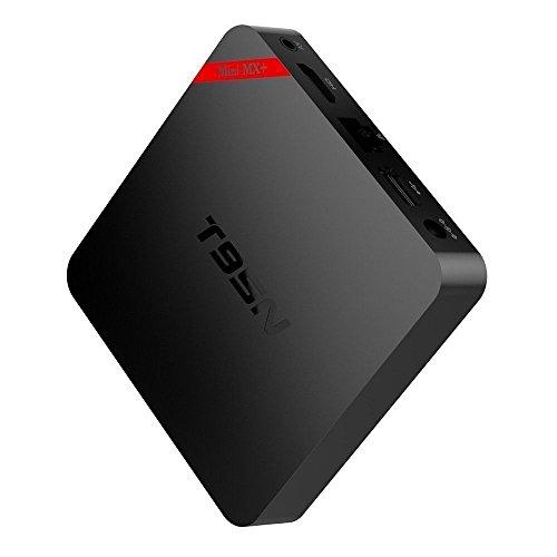 TAVLAR T95N mini MX+ 4K Smart TV Box S905X 4-Core Android 6.0 1G+8G Media Streamer Wifi