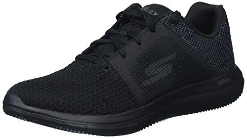 Skechers Performance Damen Go Flex 2-14990 Sneaker Schwarzgrau
