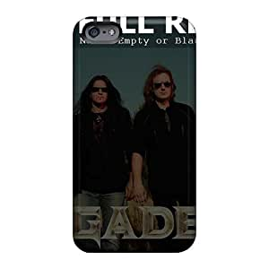 Iphone 6 PPe5355dnYZ Support Personal Customs High Resolution Megadeth Band Series Perfect Hard Phone Case -TammyCullen