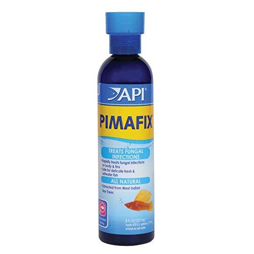 API Pimafix Antifungal Freshwater & Saltwater Fish Remedy 8 oz Bottle