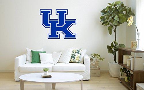 Kentucky Wildcats Fan Art 22″x 27″ Basketball Sports Logo Living Room Cool Art Logo Unique Vinyl Decor Wall Garage Man Cave