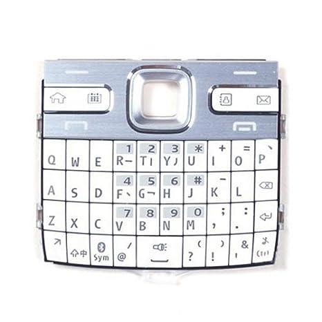ACCESORIOS Parte MÓVIL Cajas del Teclado del teléfono móvil WSC con Botones de menú/Presionar