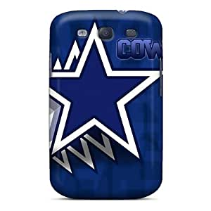 Galaxy S3 Covers Cases - Eco-friendly Packaging(dallas Cowboys)