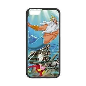 Little Mermaid II, The Return to the Sea iPhone 6 4.7 Inch Cell Phone Case Black KQL