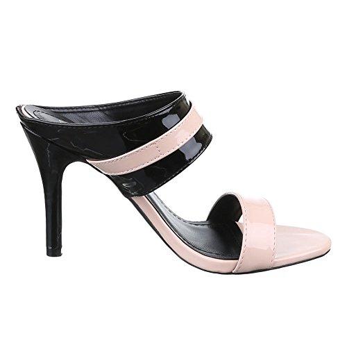Ital-Design - Sandalias / Sandalias Mujer Rosa - Rosa Schwarz