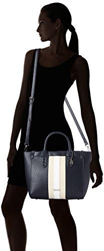 Blue dark Woman Bulaggi Top Bennett Blue Bag Handbag Handle xHww6YTq