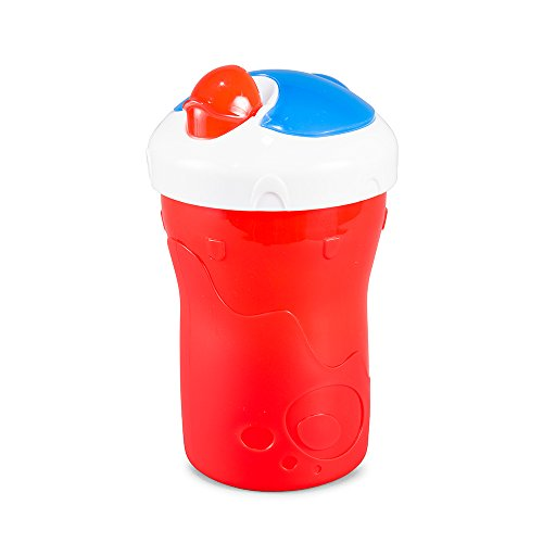 BooginHead SippiSnack Snack Holder Blue