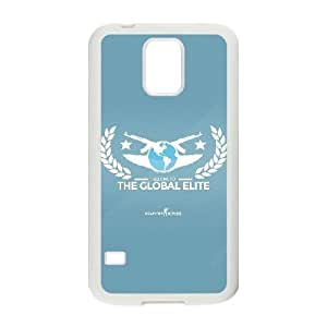 Printed Cover Protector Samsung Galaxy S5 I9600 Cell Phone Case White Global Elites Xbhap Unique Design Cases