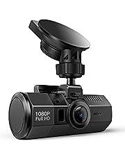 Crosstour Caméra Sport Vrai 4k 50fps Appareil Photo WiFi Caméscope Étanche 40M Anti-Shake Time-Lapse avec 2 Batteries Rechargeables 1350mAh Plus Chargeur et Kit d'accessoires