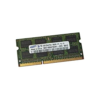 Samsung M471B5673EH1-CF8 - Memoria para pc portátil 2 GB RAM SODIMM, PC3: Amazon.es: Electrónica