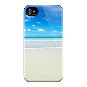 Tough Iphone EzB38568Addo Cases Covers/ Cases Ipod Touch 5 (hd Sky Blue Beach)