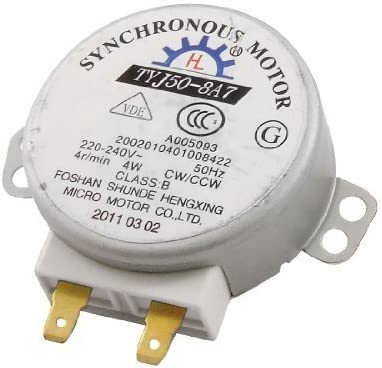 Romote AC 220-240V 4W 4RPM Micro motor síncrono para horno de microondas