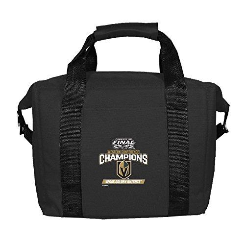 Vegas Golden Knights Western Conference Champions 12-Pack Kooler Bag