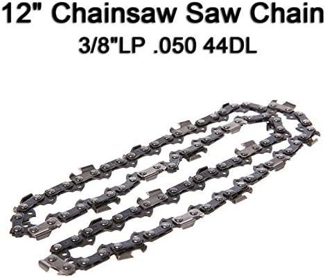 14/'/' Metal Chainsaw Saw Chain Blade 3//8/'/'LP .050 Gauge 52DL Pole Cut Wood Quick