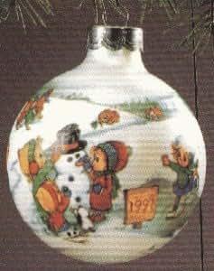 Betsey Clark: Home for Christmas 1991 Hallmark Keepsake Ornament QX2109