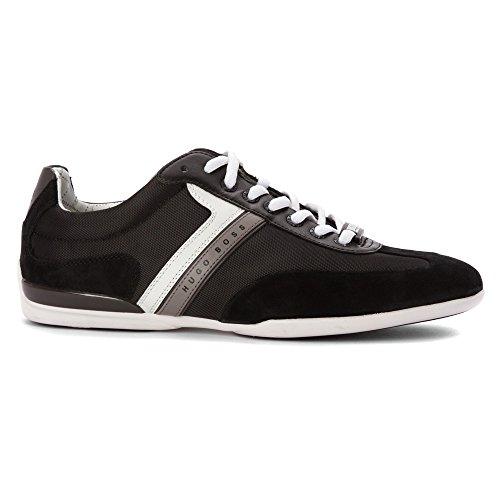 Boss Green Mens Spacito Sneaker Zwart