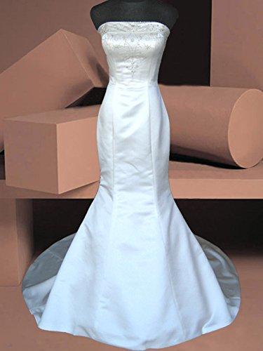 XL sposa Abito da Avorio WEDDING rCq8tRrw