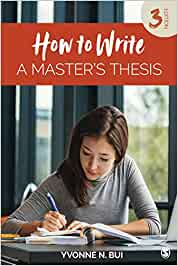 Master thesis lessons learned