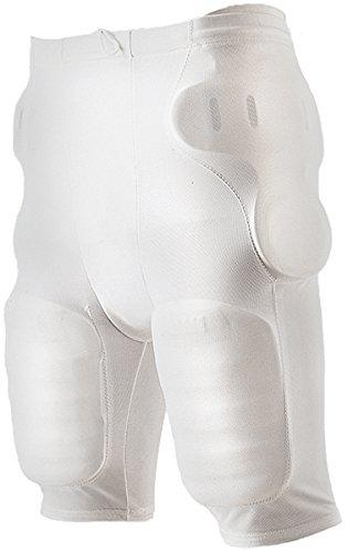 Alleson Athletic 5-Pocket Adult Girdle XXL (Sr Girdle)
