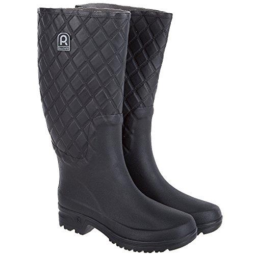 Nero Donna Size Black 5 ROUCHETTE UK Stivali ZEqAwA