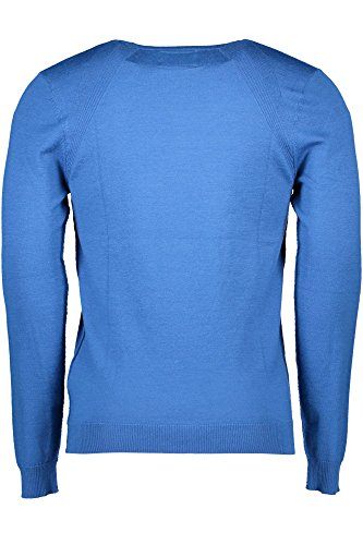 Camiseta para Térmica Hombre GUESS Azul D709 dqEPdS