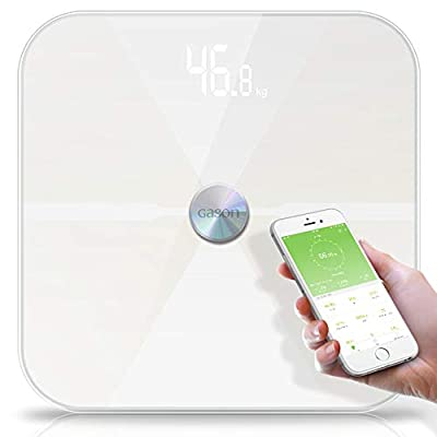 Body Fat Scale Floor Scientific Electronic LED Digital Weight Bathroom Household Balance Bluetooth APP Android Or IOS