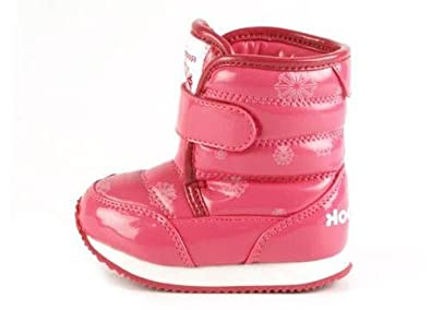 Image Unavailable. Image not available for. Colour  Reebok Winter Haven  Boots Pink J81370 Infants ... cf2e489f1