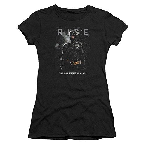 Trevco Women's Batman Dark Knight Rises Short Sleeve T-Shirt at Gotham City Store