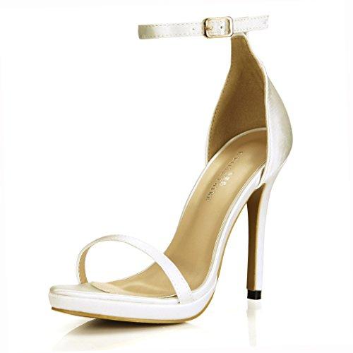 Ting le femmes à l'chaussures tempérament Sandales avec Nouvelles Opal talon femme Sha Pak champ haut dîner un minimaliste chaussures de xO1aUFqwf
