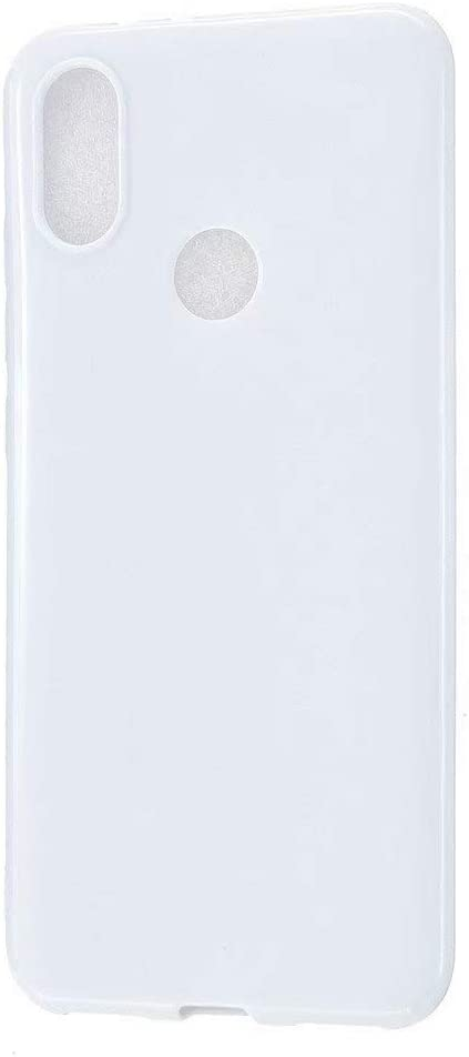 FlipBird TPU Silicone Case for Xiaomi Mi 8 Silicone Gel Rubber Case Flexible Shock Absorbenttective Phone Cover Full Body Case for Xiaomi Mi 8 Purple