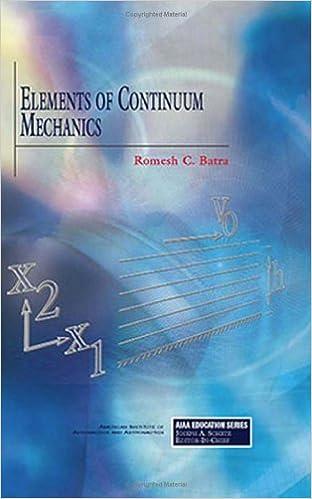 Elements of continuum mechanics aiaa education series r batra elements of continuum mechanics aiaa education series fandeluxe Choice Image