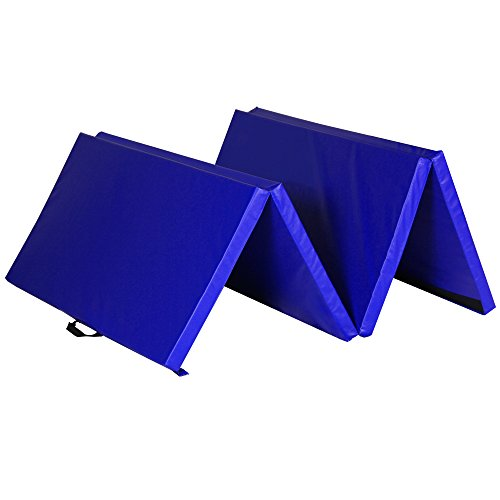 Sportmad 4 X8 X2 Quot Thick Folding Panel Gymnastics Mat