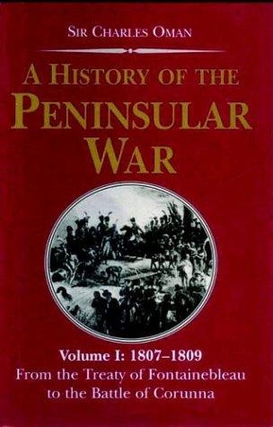 A History of the Peninsular War Volume 1 pdf epub
