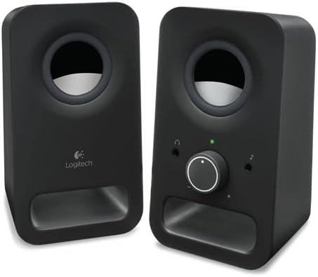Logitech Z150 Sistema de Altavoces Compacto, Entrada Audio 3.5 mm ...